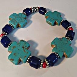 Blue Dark Bracelet