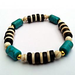 """Bracelet """"Zebra"""""""