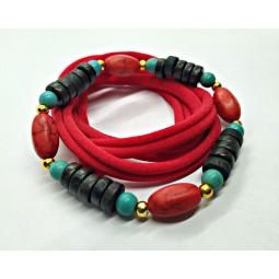 """Blood"" Bracelet"