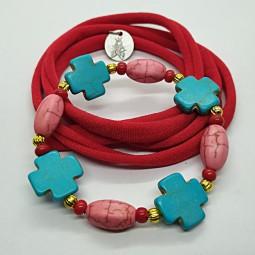 """ P!nk "" Bracelet"