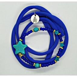 """Bracelet """"Nuit étoilée"""""""