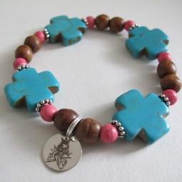 Bracelet Cross